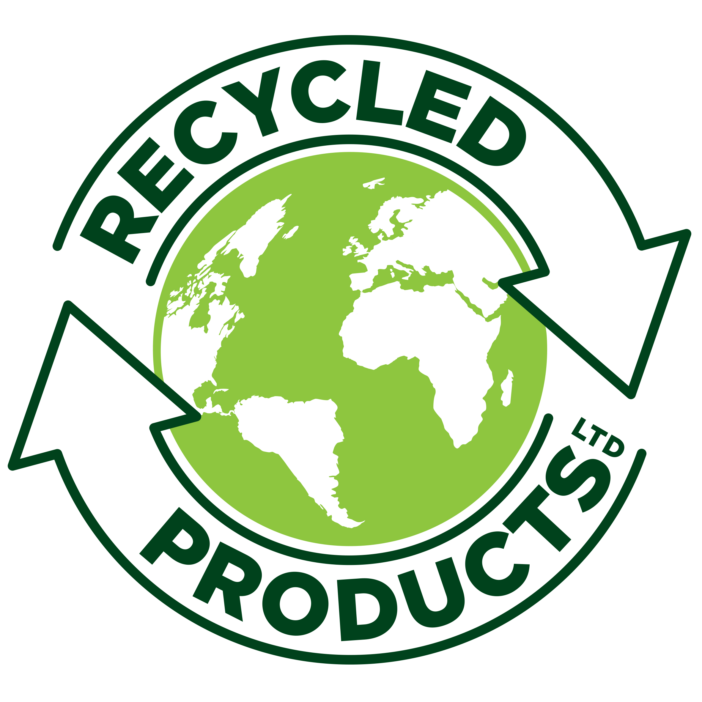 Linked logo for Recycled Products Ltd